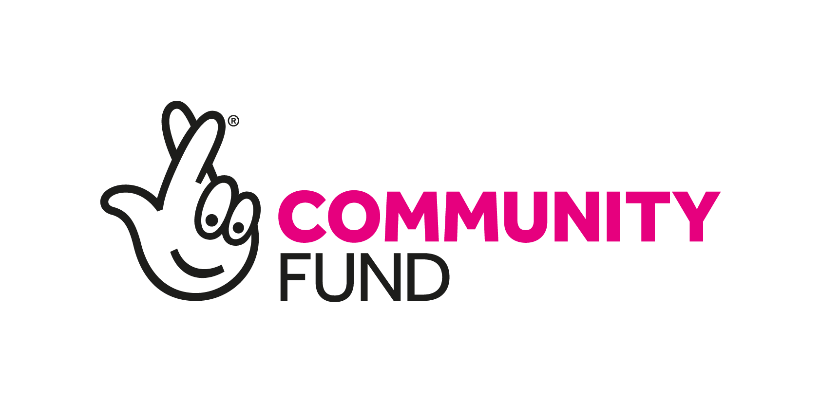 Community Fund colour logo