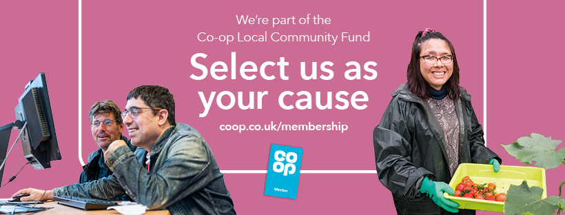 co op local community facebook banner